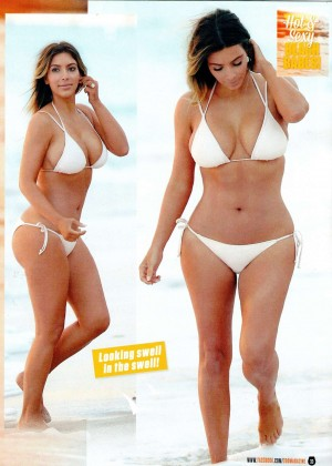 Kim Kardashian: ZOO April 2014 -05