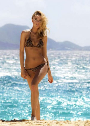Kimberley Garner: Swimwear Collection 2014 -02