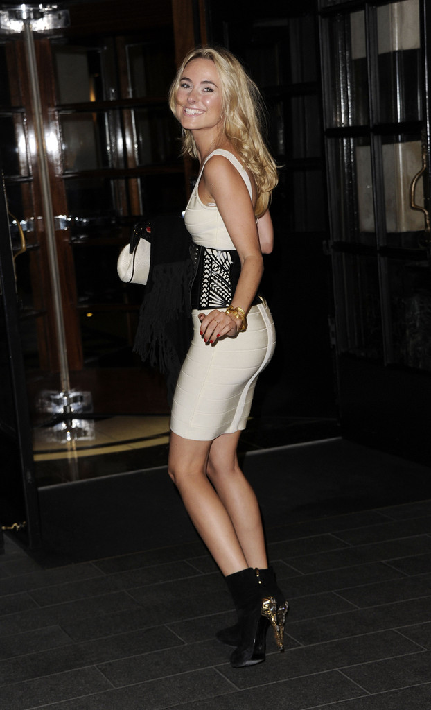 "Kimberley Garner – ""Kate Moss at the Savoy"" exhibit in London"