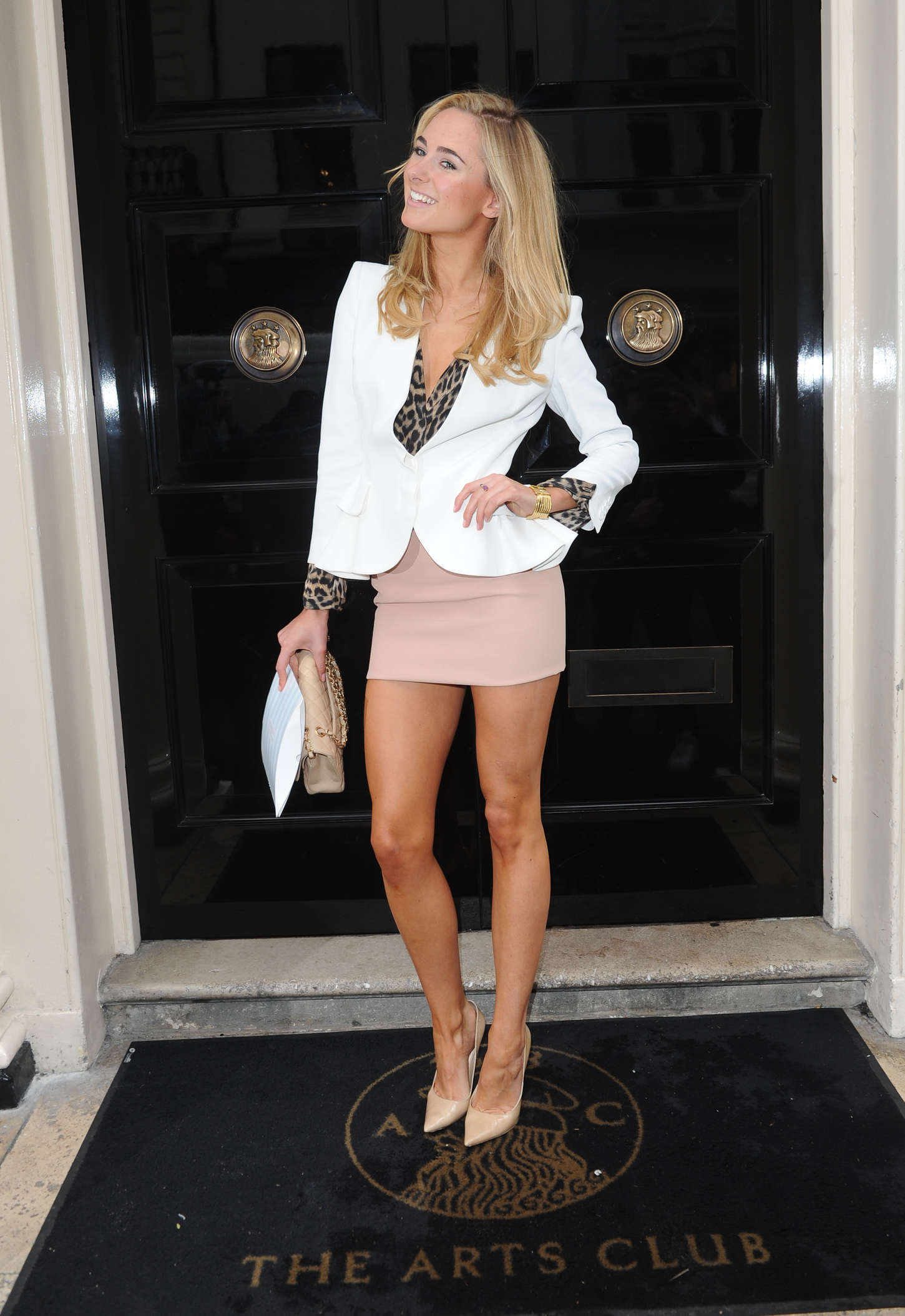 Kimberley Garner In Short Skirt 07 Gotceleb