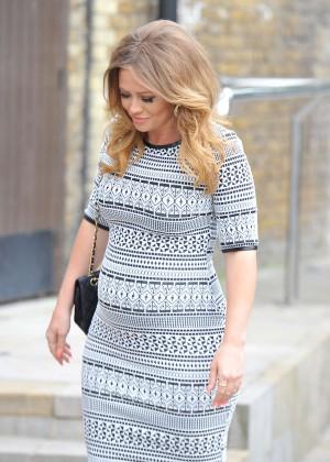 Kimberley Walsh - Lorraines High Street Fashion Awards -01