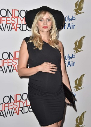 Kimberley Wyatt - London Lifestyle Awards 2014 in England