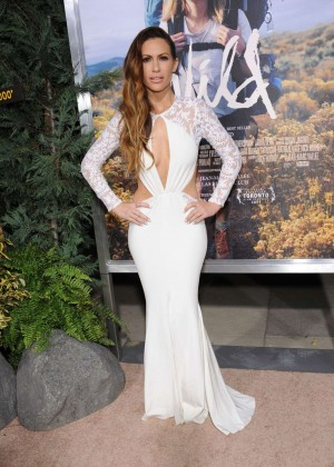Kimberly Cole: Wild  Premiere in Los Angeles-05