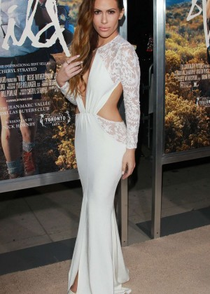 Kimberly Cole: Wild  Premiere in Los Angeles-09