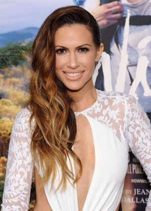 Kimberly Cole: Wild  Premiere in Los Angeles-11