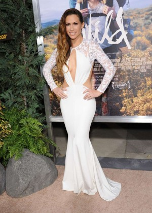 Kimberly Cole: Wild  Premiere in Los Angeles-12
