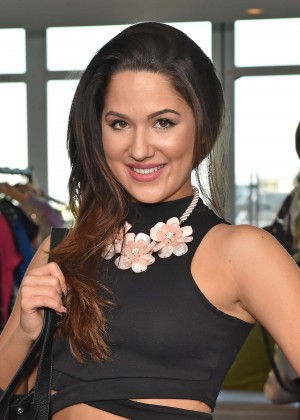 Kimberly Kisselovich - Bloggers Fashion Week at The Penthouse in London