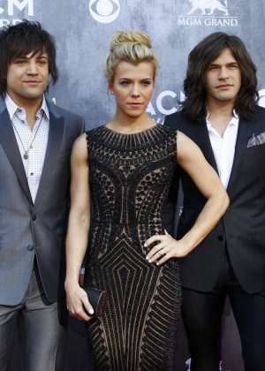 Kimberly Perry: 2014 Academy of Country Music Awards -03