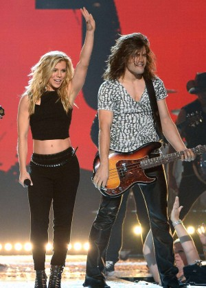 Kimberly Perry: 2014 Academy of Country Music Awards -07