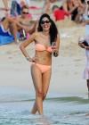 Kimora Lee Simmons Bikini Pics 2013 St Barts -09
