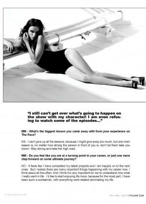 Kira Dikhtyar: Muze Magazine -01