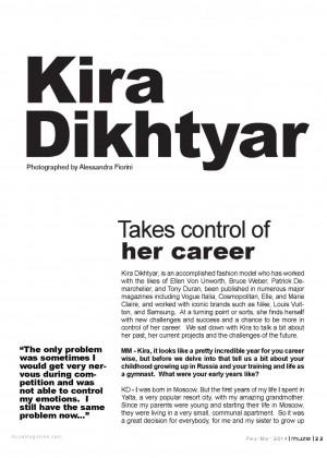 Kira Dikhtyar: Muze Magazine -03