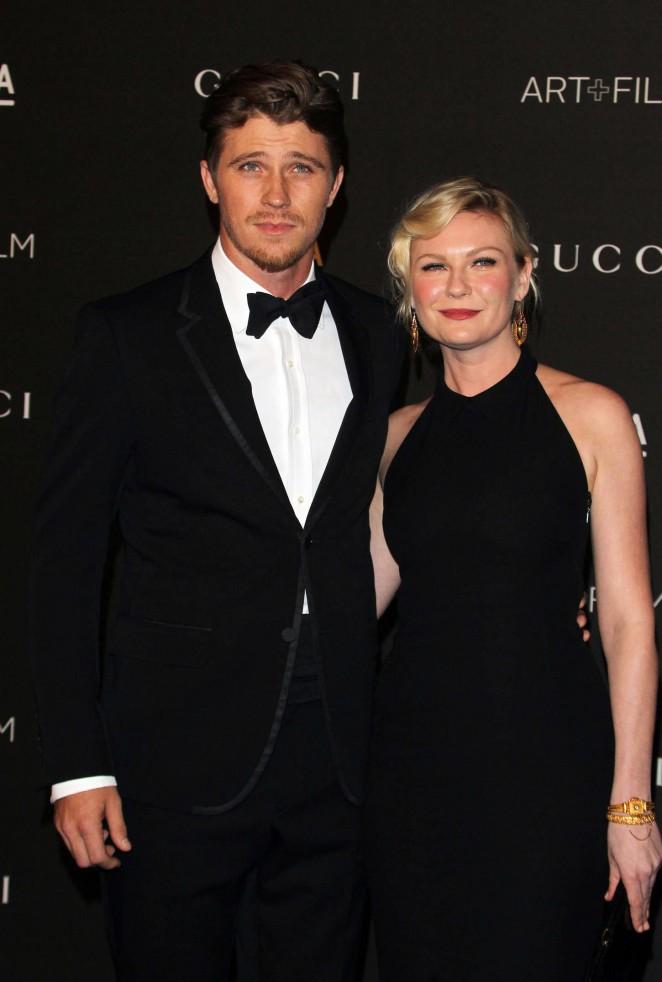 Kirsten Dunst: LACMA Art and Film Gala 2014 -14