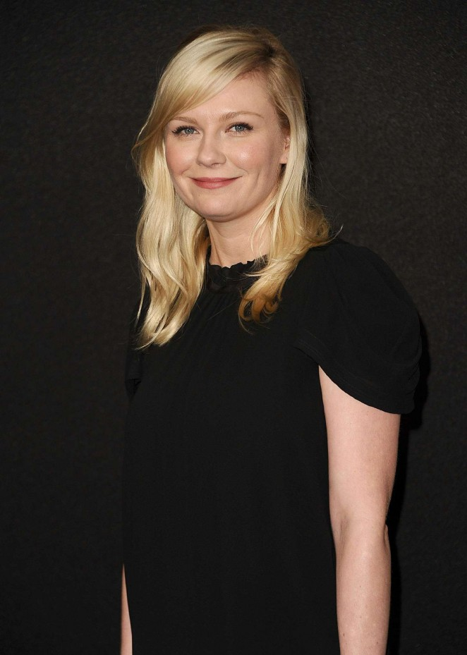 Kirsten Dunst – Coach Rodeo Drive Store Cocktail in Beverly Hills