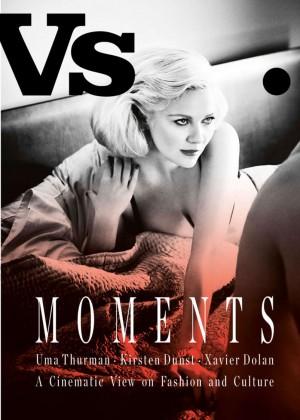 Kirsten Dunst & Uma Thurman - Vs Cover Magazine (F/W 2014)
