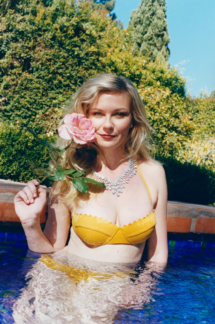 Kirsten Dunst: Special W Magazine Summer Pleasures Issue -01
