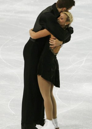 Kirsten Moore-Towers: Sochi Winter Olympics 2014 -01