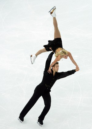 Kirsten Moore-Towers: Sochi Winter Olympics 2014 -03