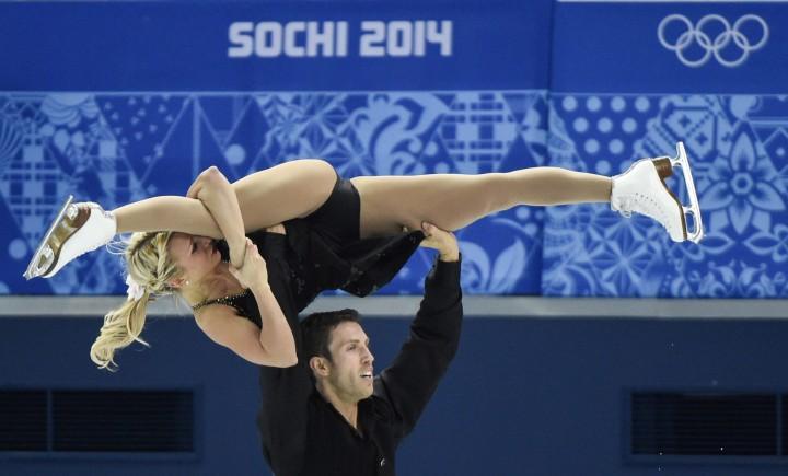 Kirsten Moore-Towers: Sochi Winter Olympics 2014 -05