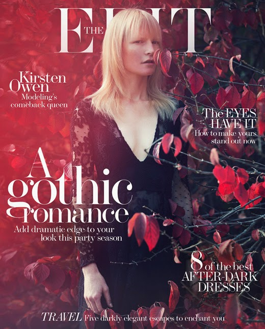 Kirsten Owen - The Edit UK Magazine (November 2014)