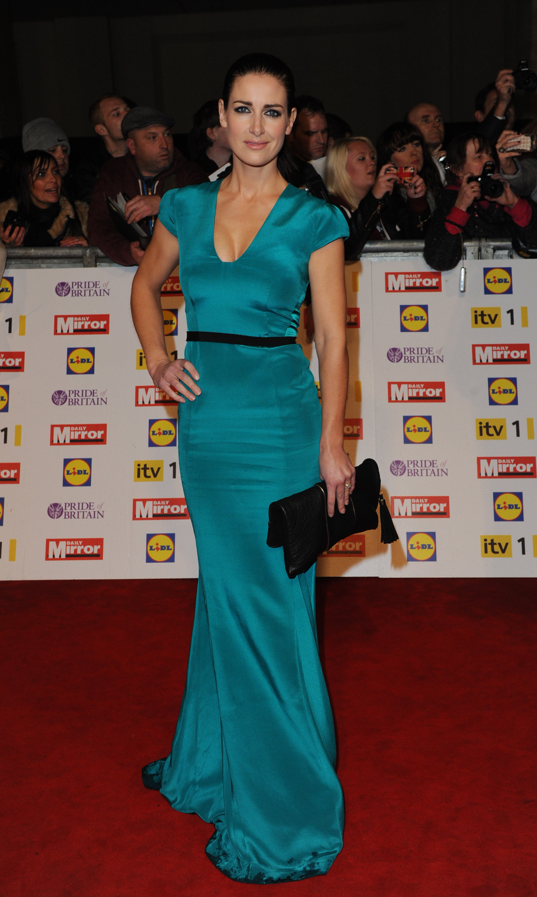 Kirsty Gallacher 2012 : Kirsty Gallacher cleavage-06