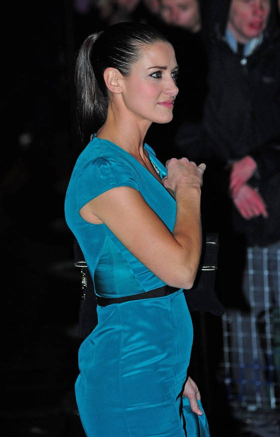 Kirsty Gallacher cleavage-13