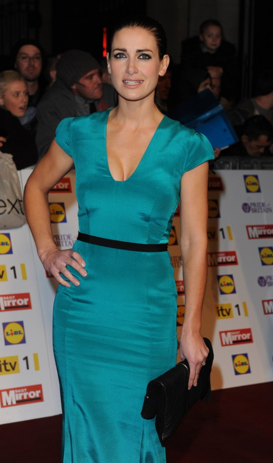 Kirsty Gallacher cleavage-14