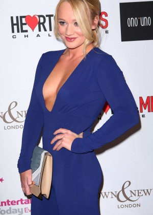 Kirsty-Leigh Porter - Hearts & Minds Studio 54 Ball in Manchester