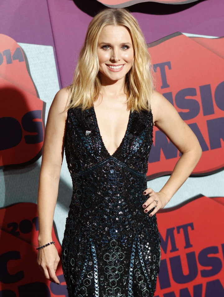 Kristen Bell - 2014 CMT Music Awards in Nashville -08