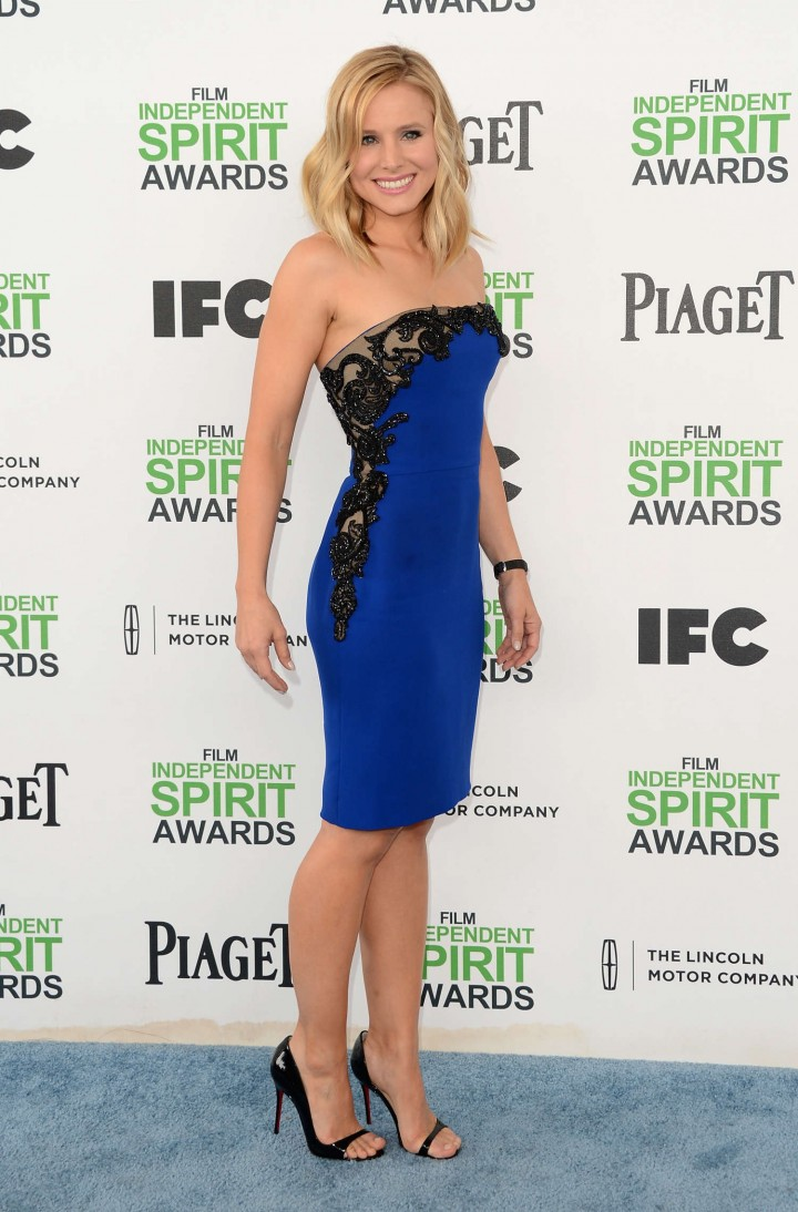 Kristen Bell: 2014 Film Independent Spirit Awards -10