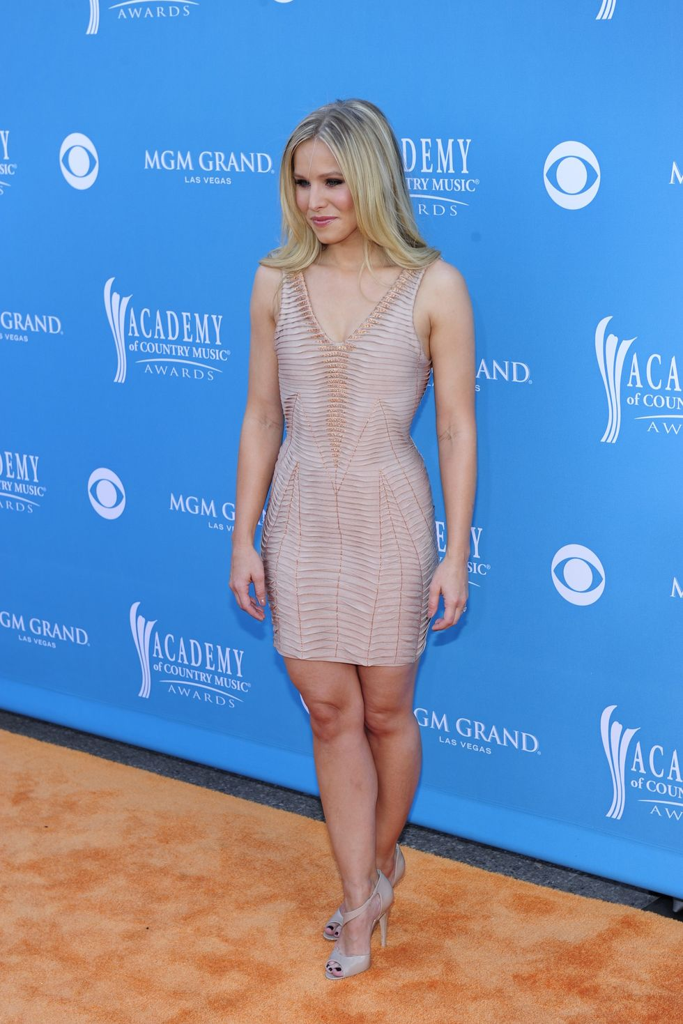 Kristen Bell 2010 : kristen-bell-at-45th-annual-academy-of-country-music-awards-15