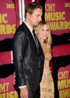 Kristen Bell - CMT 2012 Music Awards-01