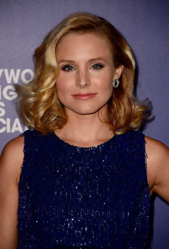 Kristen Bell - The HFPA Grants Banquet in Beverly Hills