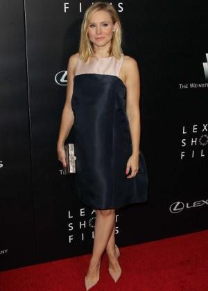 Kristen Bell - Lexus Short Films Premiere in LA