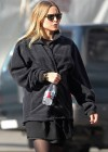 Kristen Bell - On the set of House Of Lies in Los Angeles-09