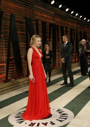 Kristen Bell: Oscar 2014 - Vanity Fair Party -03