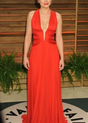 Kristen Bell: Oscar 2014 - Vanity Fair Party -08