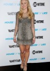 Kristen Bell - Leggy at Screening of HouSe of LieS-04