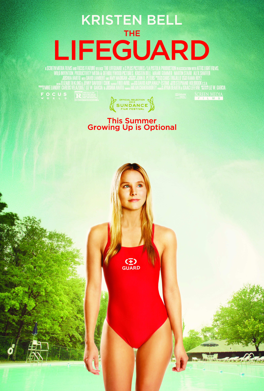 Kristen-Bell---The-Lifegaurd-Poster--01.