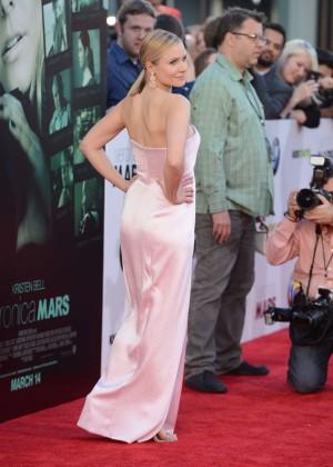 Kristen Bell: Veronica Mars Premiere -03