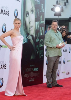 Kristen Bell: Veronica Mars Premiere -04