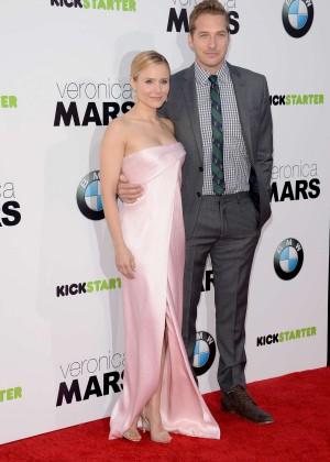 Kristen Bell: Veronica Mars Premiere -07