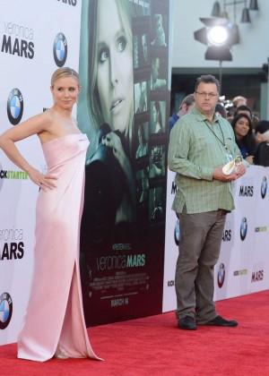Kristen Bell: Veronica Mars Premiere -14