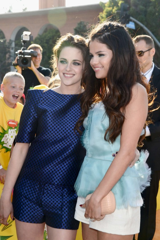 Kristen Stewart – 2013 Kids Choice Awards -15
