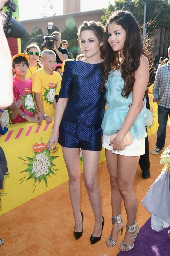 Kristen Stewart – 2013 Kids Choice Awards -26