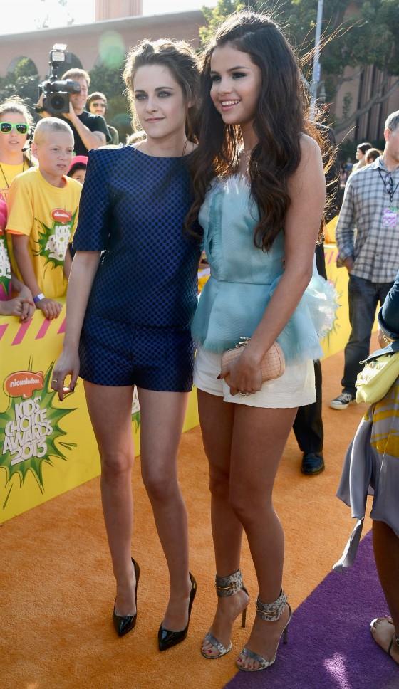 Kristen Stewart – 2013 Kids Choice Awards -35