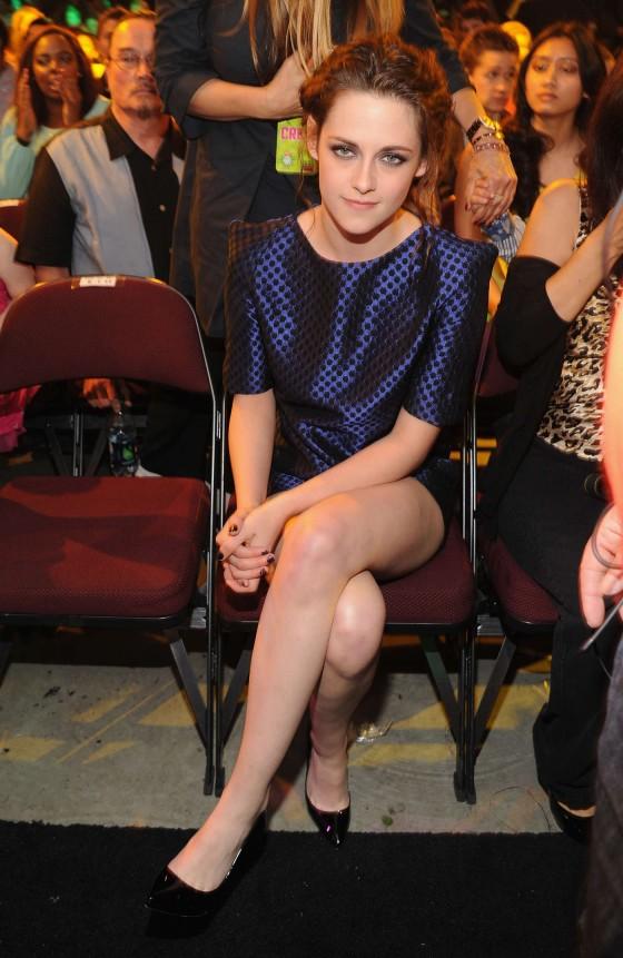 Kristen Stewart – 2013 Kids Choice Awards -37