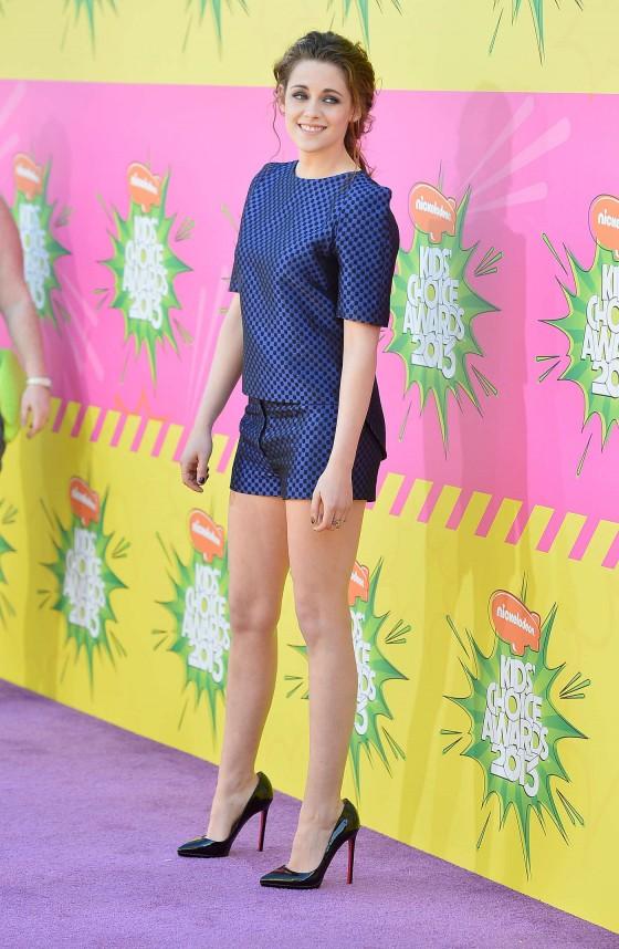 Kristen Stewart – 2013 Kids Choice Awards -44