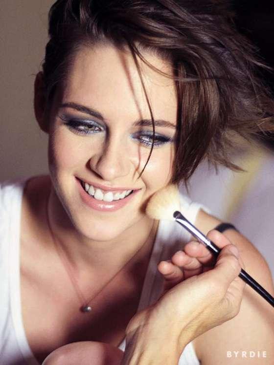 Kristen Stewart - Byrdie Portrait 2014