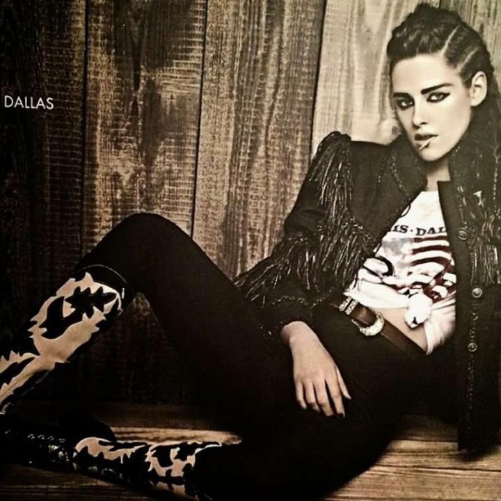 Kristen Stewart: Chanel 2014 Campaign -01